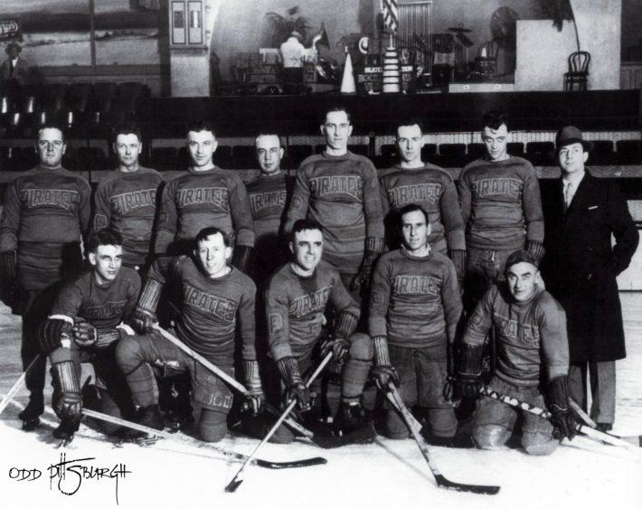 1925-26 Pittsburgh Pirates