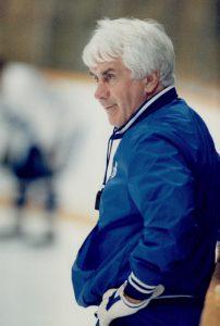 John Brophy coaching
