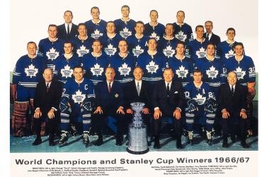 1967 Leafs