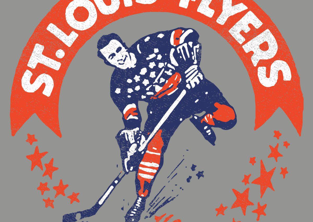 St. Louis Flyers logo