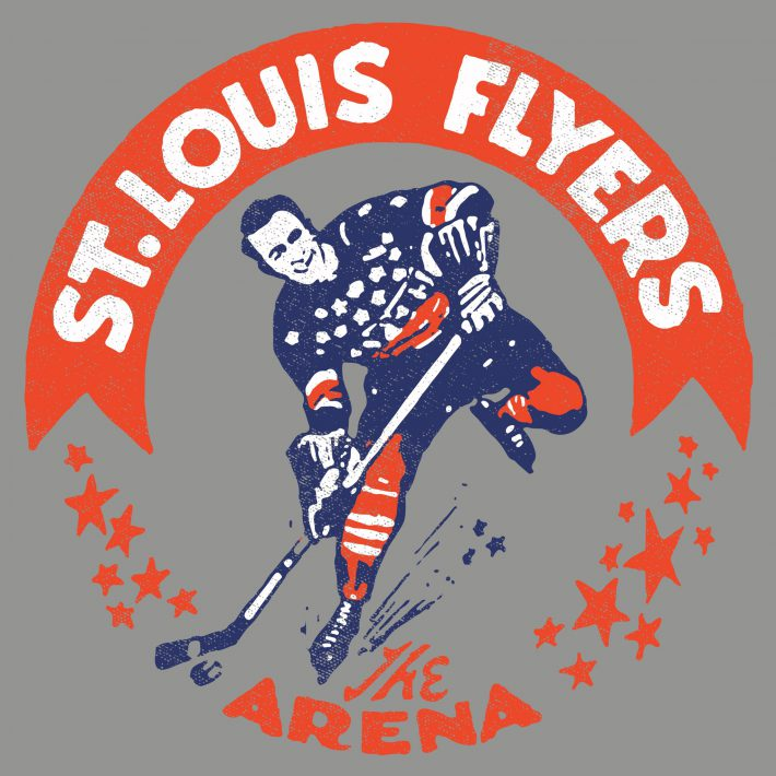 St. Louis Flyers logo