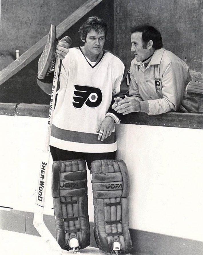 Hall Of Fame Leafs Goalie Pairings Hockey Debates