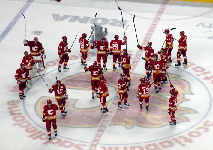 2020 Nhl Playoffs Calgary Flames Vs Winnipeg Jets Game 1 Notes Hockey Debates