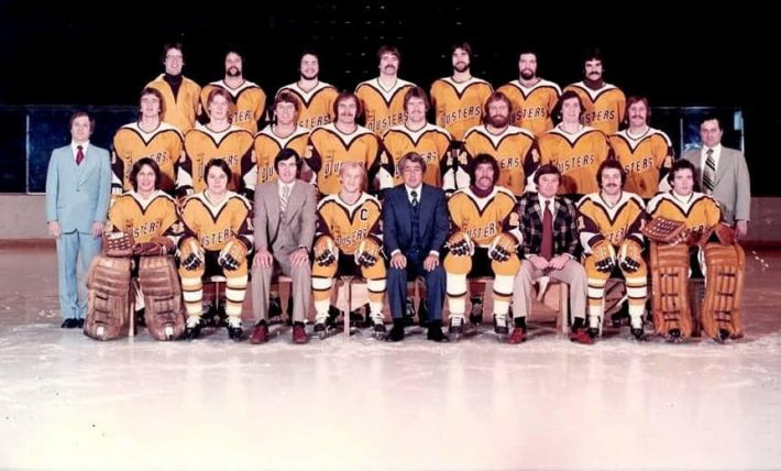 1976-77 Broome Dusters