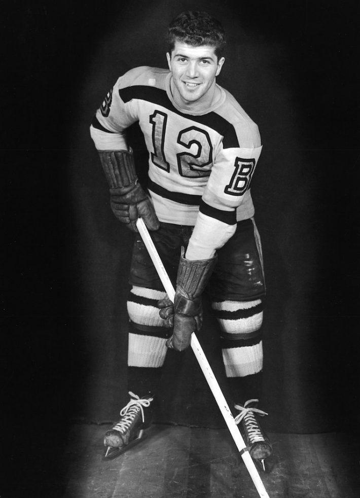 Boston Bruins Bep Guidolin