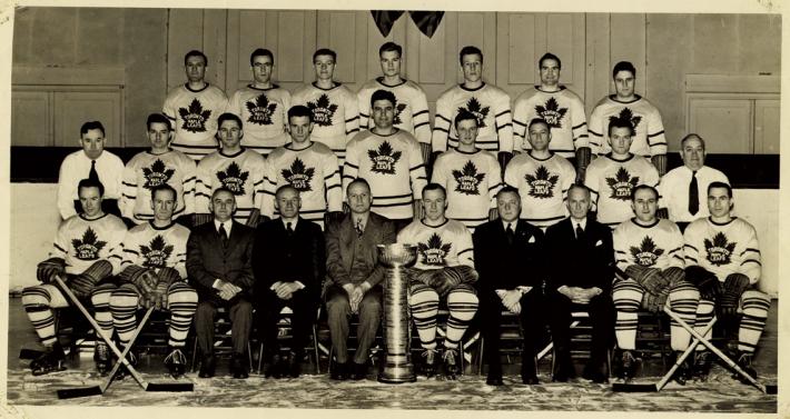 1944-45 Toronto Maple Leafs