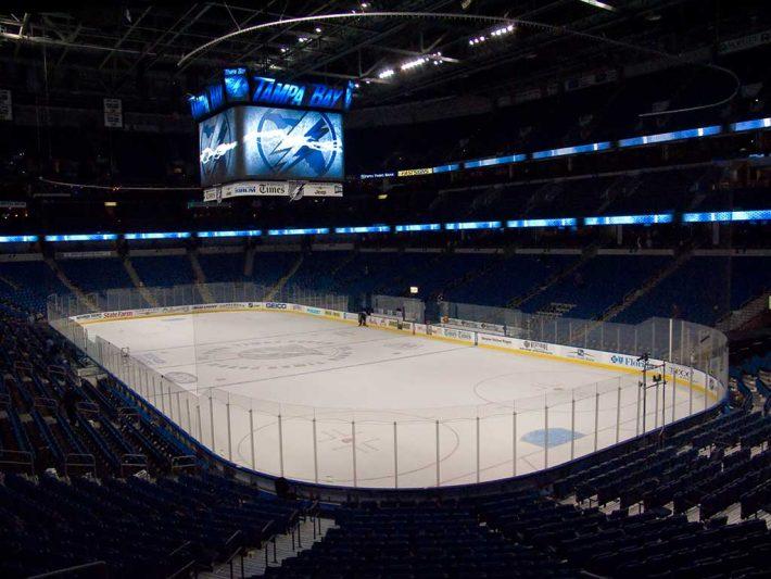 Tampa Bay Times Forum