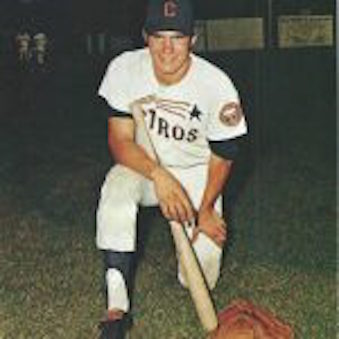 Clark Gillies baseball